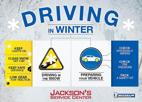 Michelin Driving In Winter