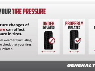The Importance of Proper Tire Pressure