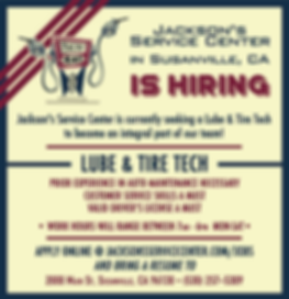 Lube & Tire Tech Job Flyer-Poster.png