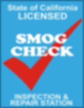 State of California Licensed Smog Check Inspection & Repair Station, Smog in Susanville