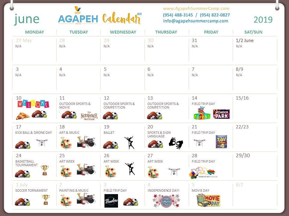 Agapeh Calendar June 2019.JPG