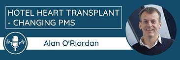 Alan O'Riordan - Hotel Heart Transplant