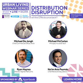 Distribution Disruption: Will the OTAs Bounce Back?