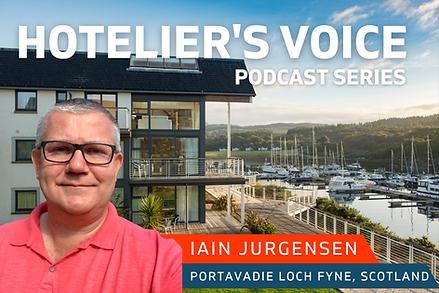 Hotelier's Voice Blog Image - Iain Jurge