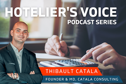 Hotelier's Voice Blog - Thibault Catala.