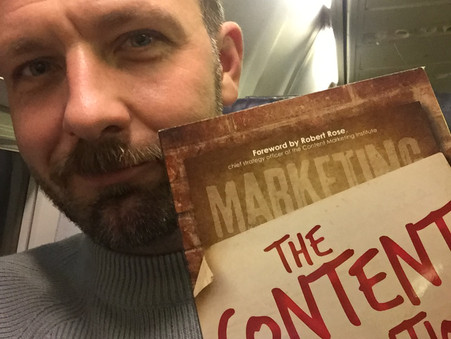Book Review: The Content Revolution by Mark Masters