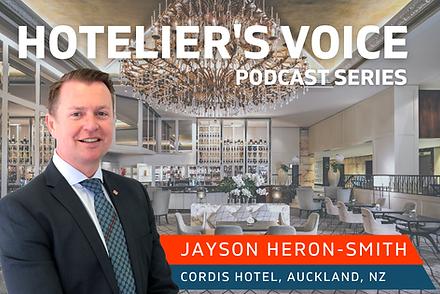 Hotelier's Voice Blog - Jayson Heron-Smi