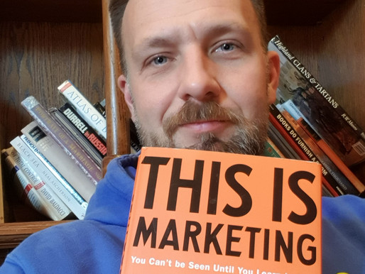 Book Review: This is Marketing, by Seth Godin