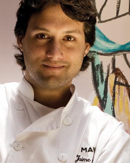 Chef Jaime Pesaque