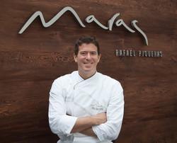 Chef Rafael Piqueras