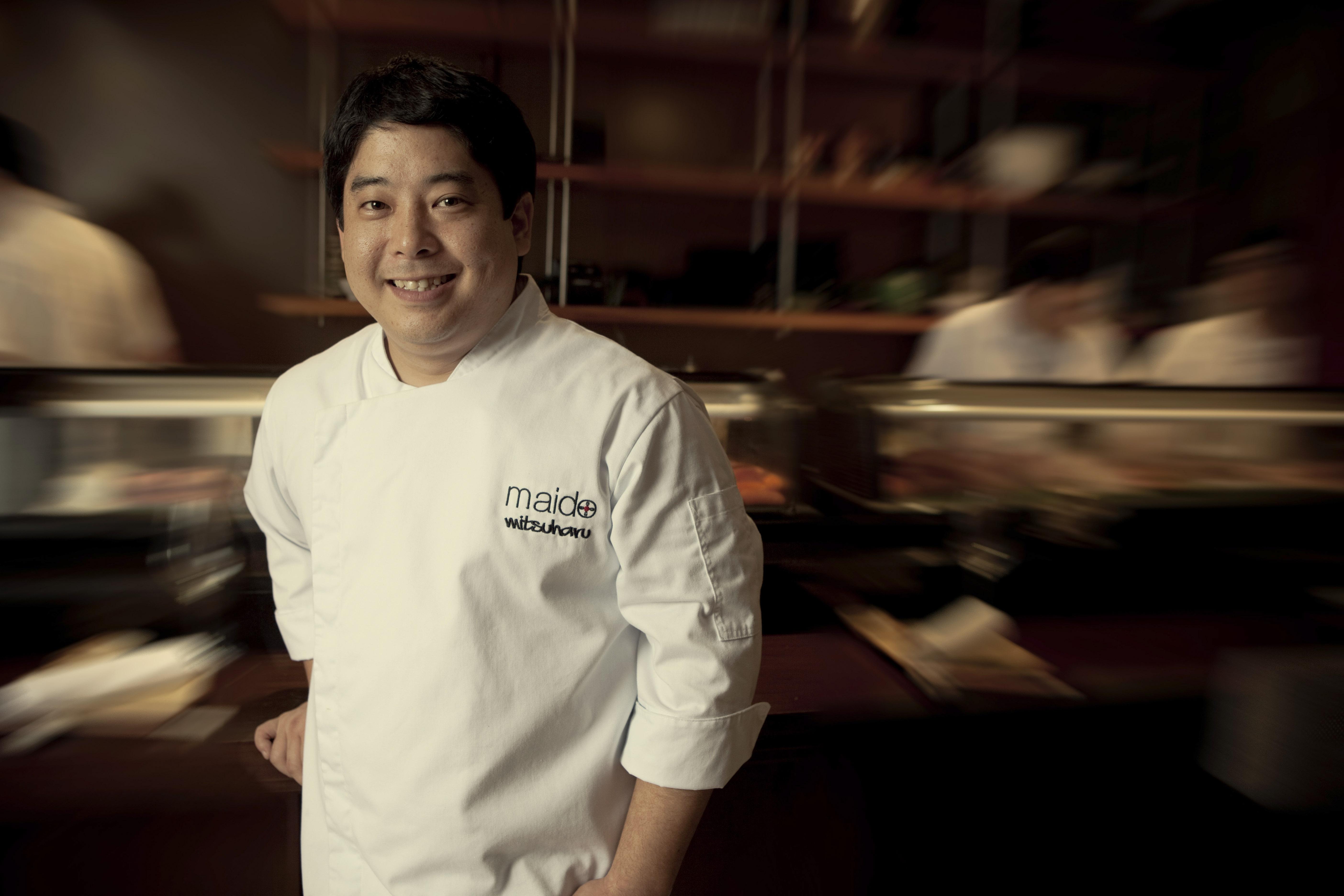 "Chef mitsuharu Tsumura ""Micha"""