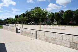 Pflaster- und Straßenbauarbeiten am Wörthplatz in Tauberbischofsheim