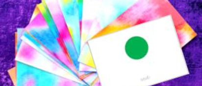 Allemand : Le nom des couleurs