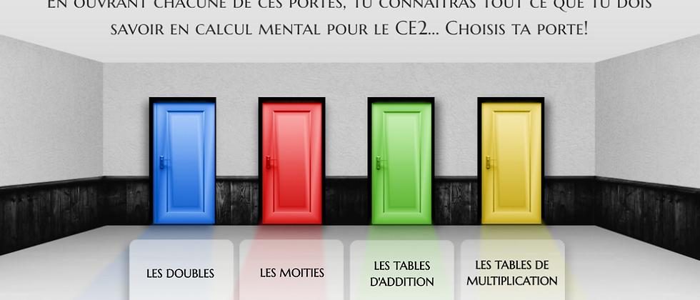 CE2 : les portes du calcul