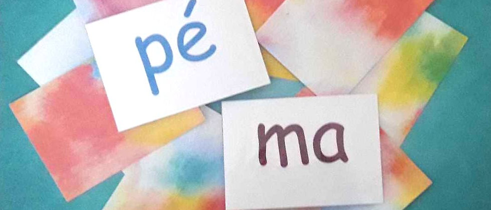 Lecture de syllabes simples