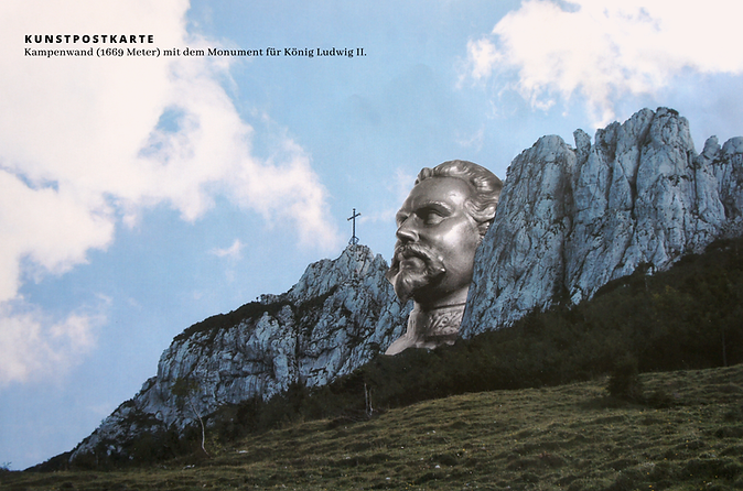 Ludwig II. Kampenwand.png