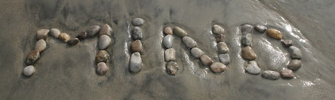 mind, rocks, ocean, waves, sand, mind health, brain health, alzheimers, dementia, brain fog
