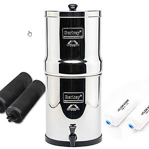 Berkey Water Filter - best water filter
