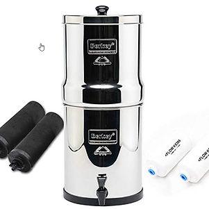 Berkey Water Filter - best water filter