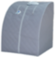 Personal Infrared sauna, portable sauna, heart attack prevention, sweat