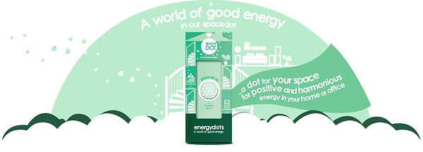 spaceDOT - Energydots - EMF protection -