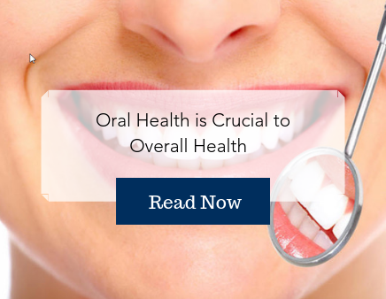 Oral Health - Dental Health - Crucial fo