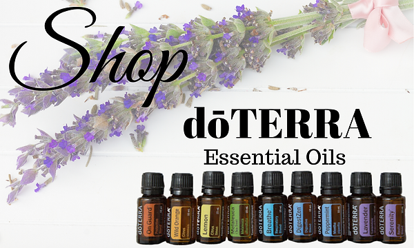 Shop doTERRA Essential Oils - Triumph Ov