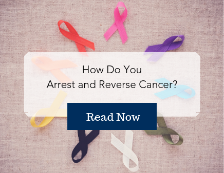 How Do You Arrest and Reverse Cancer - p