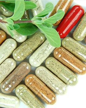 Supplements - organic - gluten free - pu
