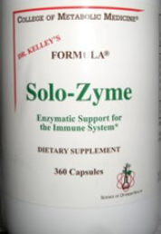 Dr Kelley pancreatic cancer enzymes, kill cancer, enzymes, break down protein, strip cancer cells