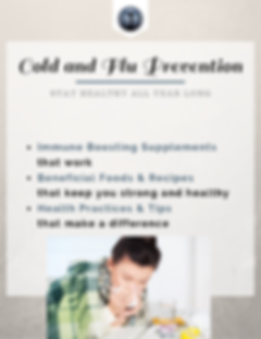 Cold and Flu Prevention Guide - Triumph