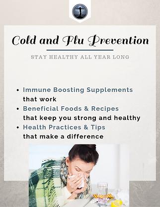 Cold and Flu Prevention Guide - Triumph
