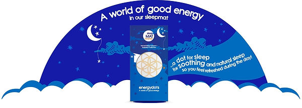 sleepMAT Energydots - EMF protection - R