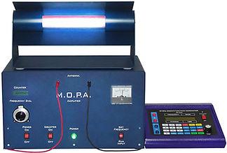 GB 4000 MOPA energy machine, Rife machine, energy pulser, kill cancer, laser beam