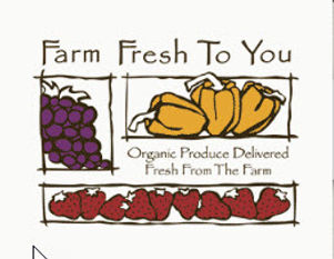 Farm Fresh to you - organic fruits and v