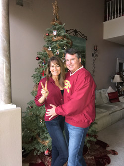 USC Fight On - Fighting cancer and winning naturally - Rose Bowl - We won - Happy New Year - We are