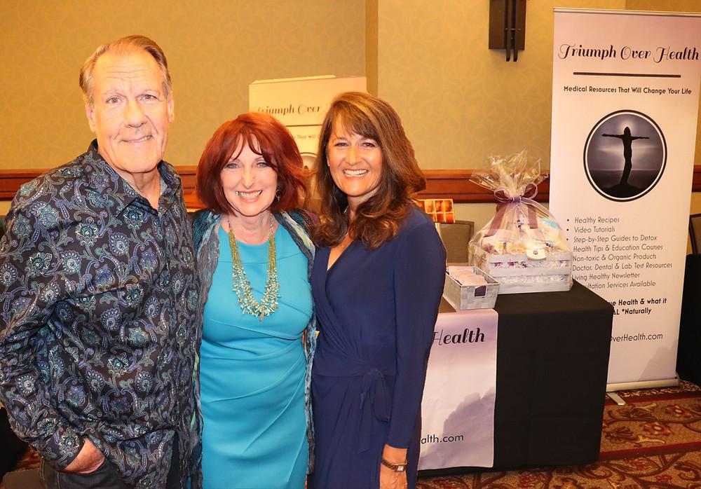 Dermveda, Healing Quest, Triumph Over Health, Tina Buenzli, Judy Brooks, KFBK newsradio, iheartradio