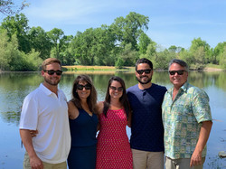 Buenzli family - wine country - lake - D