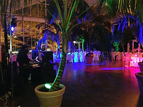 Décor et soiree casino Bordeaux.