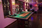 Table de chuck a luck de casino