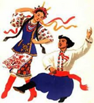 Two Hills Ukrainian Dancers