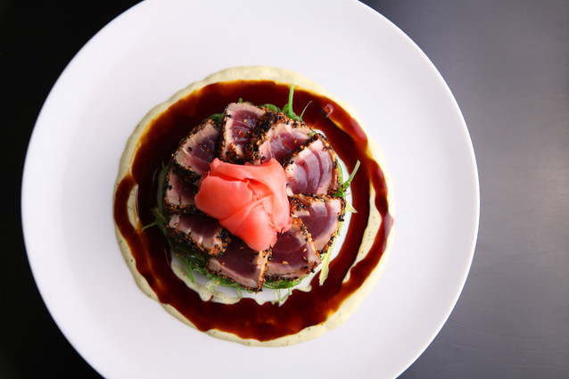 Crusted Tuna