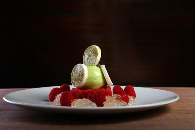 Raspberry Vacherin