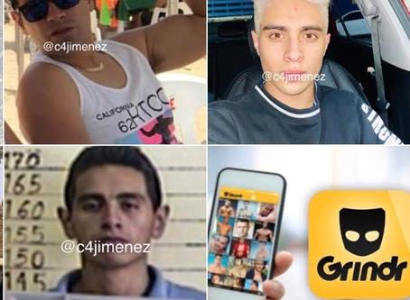 """Revelan rostros de """"goteros"""" de bares y Grindr"""