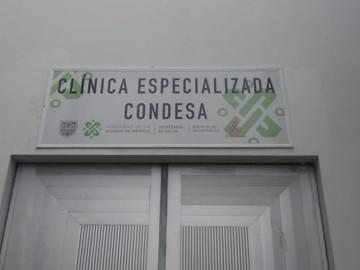 Clínica Especializada Condesa 20 años ayudando a vivir con VIH.