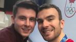Medallista olimpico gay se casa con gran boda de en sueño.