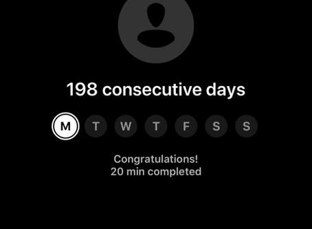 198 Days