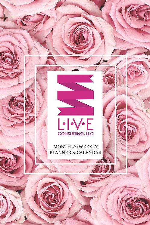 L.I.V.E. Pocket Calendar