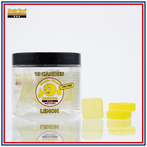 CBD Candy Lemon & Strawberry Haze