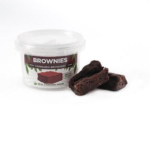 CBD Brownie Cake made in Holland